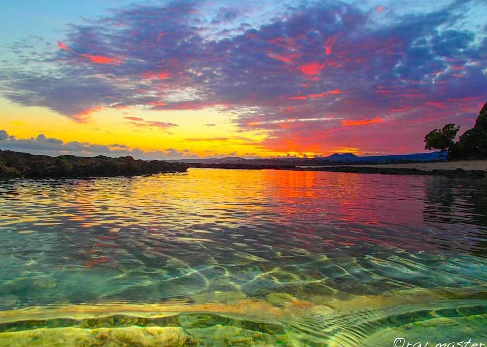 Sunrise Reflections Art | Ray Masters Productions