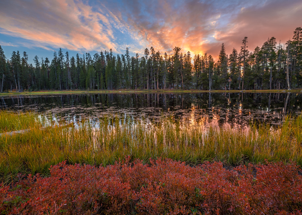 Siesta Lake Sunset