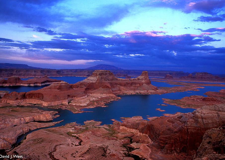 Lake Powell Sunset