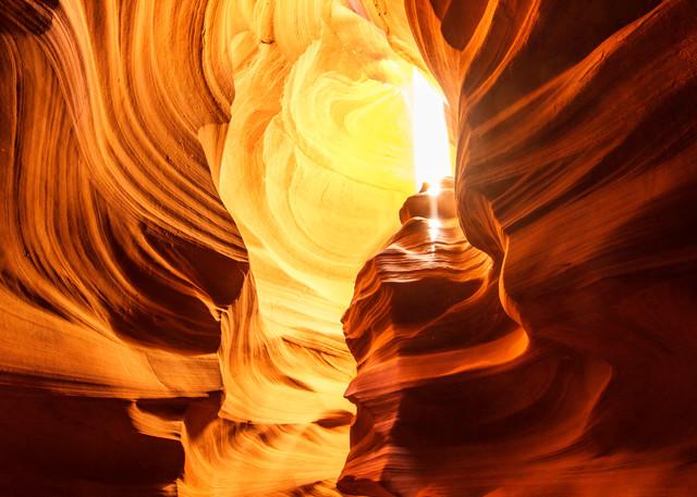 Glory, slot canyon, sensual slot canyon image