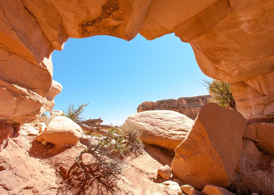 arch, stone arch, Escalante