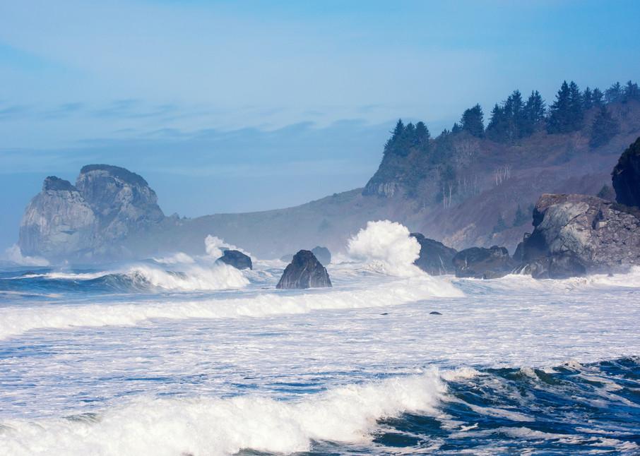 Crashing Into Cali, California Coast Fine Art Photography print