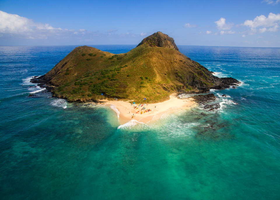 Island Paradise, Hawaii art print by Brad Scott