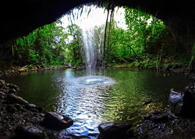 Hawaiian Pools Photo print by Brad Scott