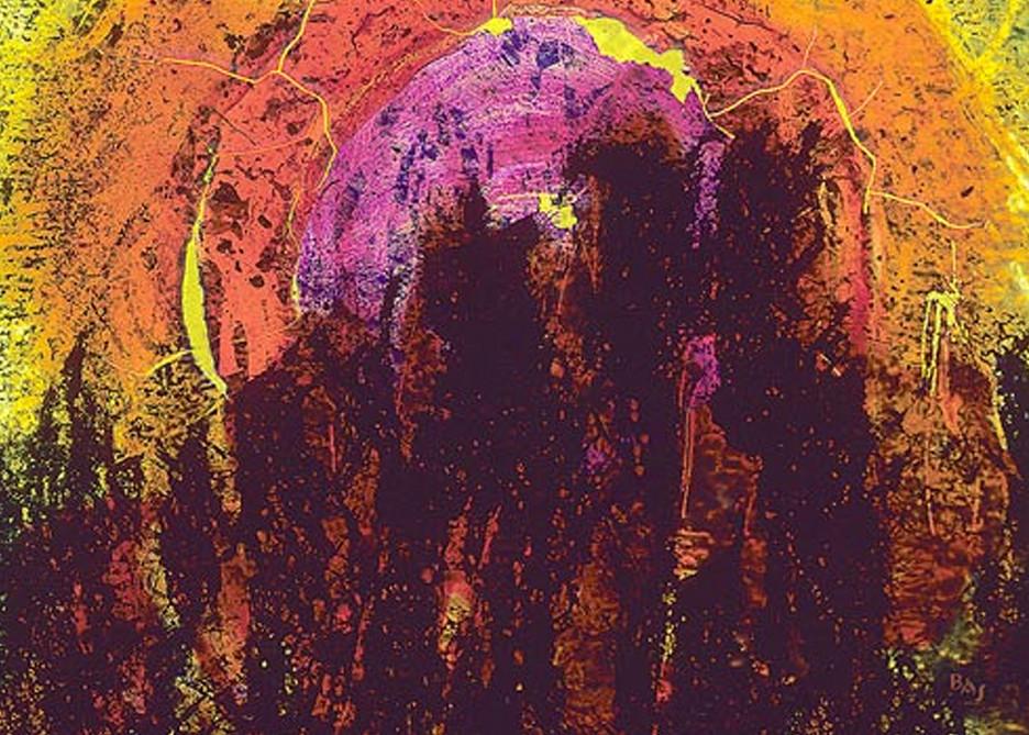 Desert Pinnacles Art | ArtfulPrint