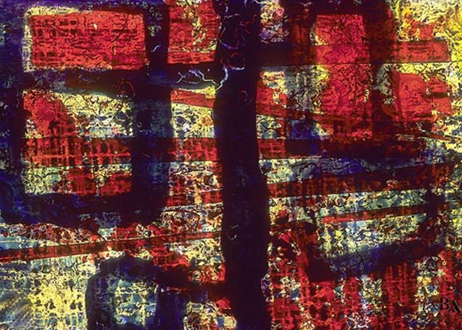 Glass Geometry 5 Art | ArtfulPrint