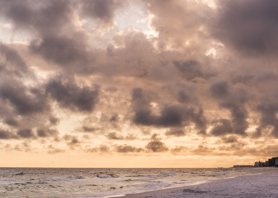 Golden Sunset   Susan J Photography   fine art beach prints