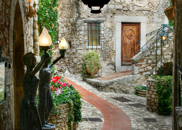 Chateau Dela Chevre D'or Art | Tony Pagliaro Gallery