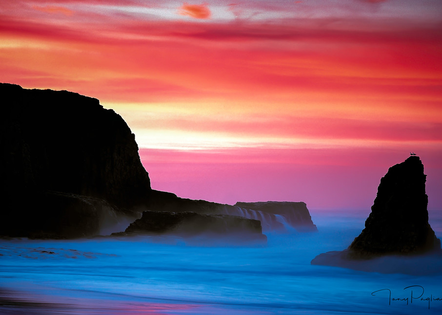 Davenport at Dawn photograph for sale as fine art by Tony Pagliaro