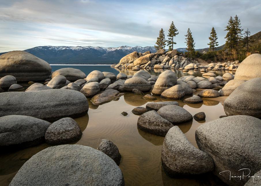 Harmony - Lake Tahoe fine art photograph by Tony Pagliaro
