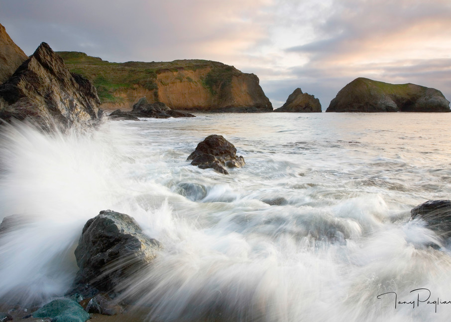 Impact   Rodeo Beach, Marin Headlands Art | Tony Pagliaro Gallery