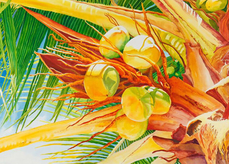 Under the Coconut Palm