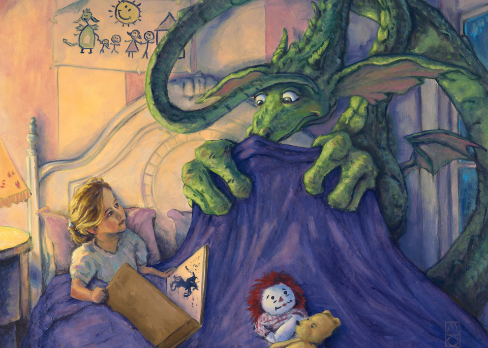 Story Time Art | Michael Orwick Arts LLC