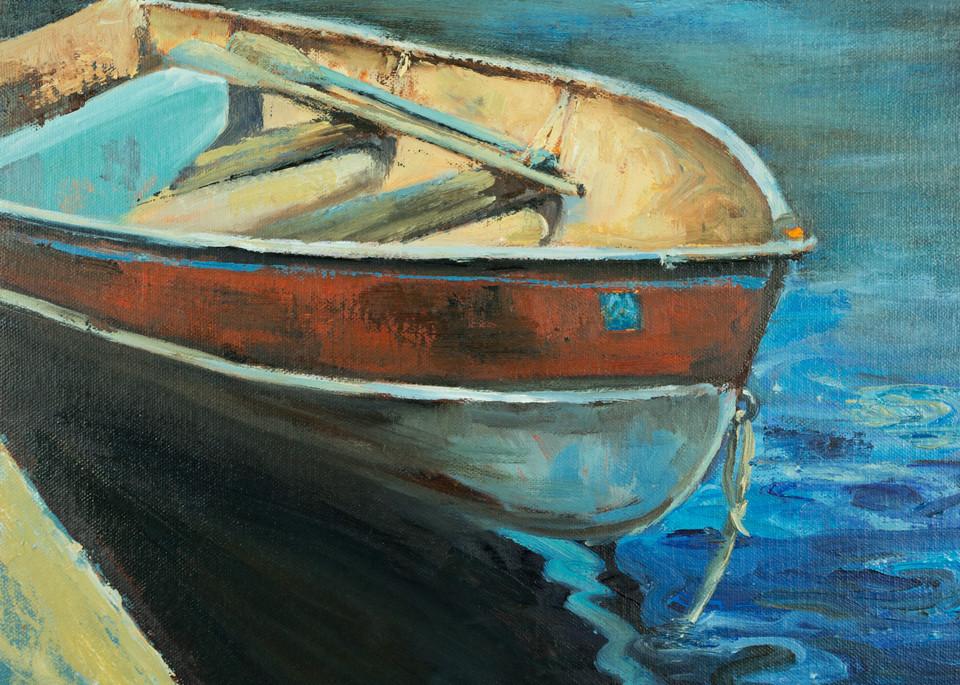 Booker,Tueller,seaside,dockside,art,paintings