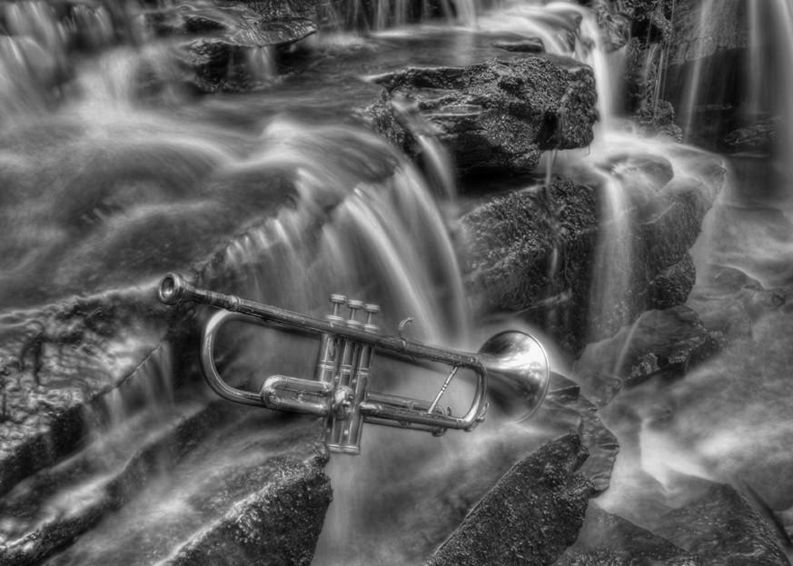 Trumpeters Opus No 3 Art   Instrumental Art