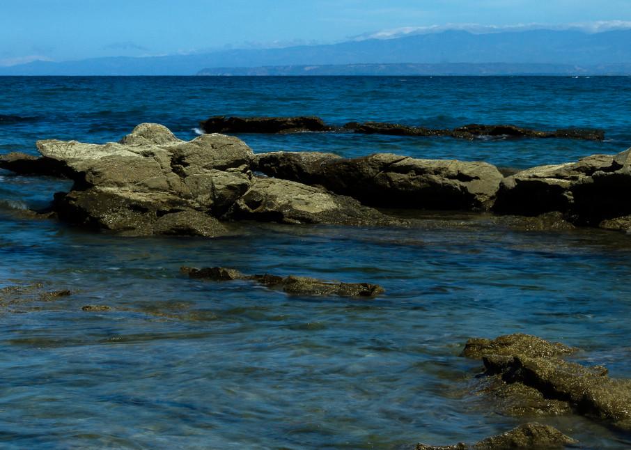 A Fine Art Photograph of Punta Leona Beach by Michael Pucciarelli
