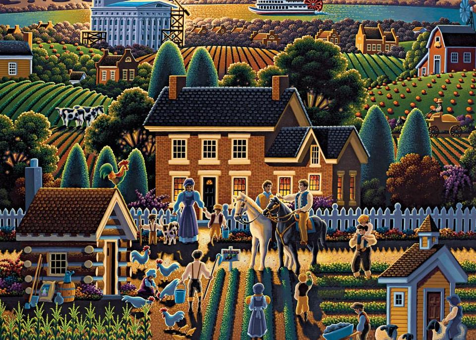 Hyrum Smith's Farmhouse