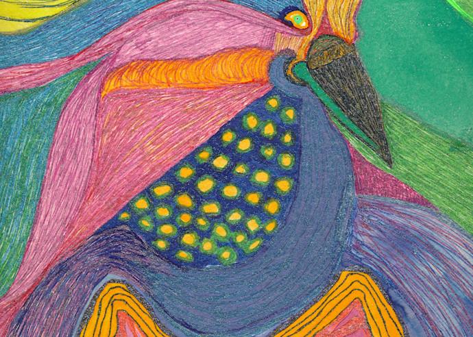 Flying Beauty Art | Pam White Art