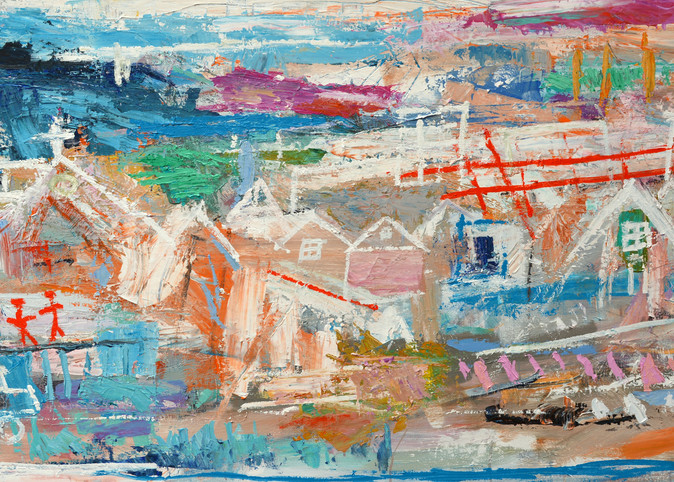 The Places We Live Art | Timmer Gallery | Brian Timmer Art