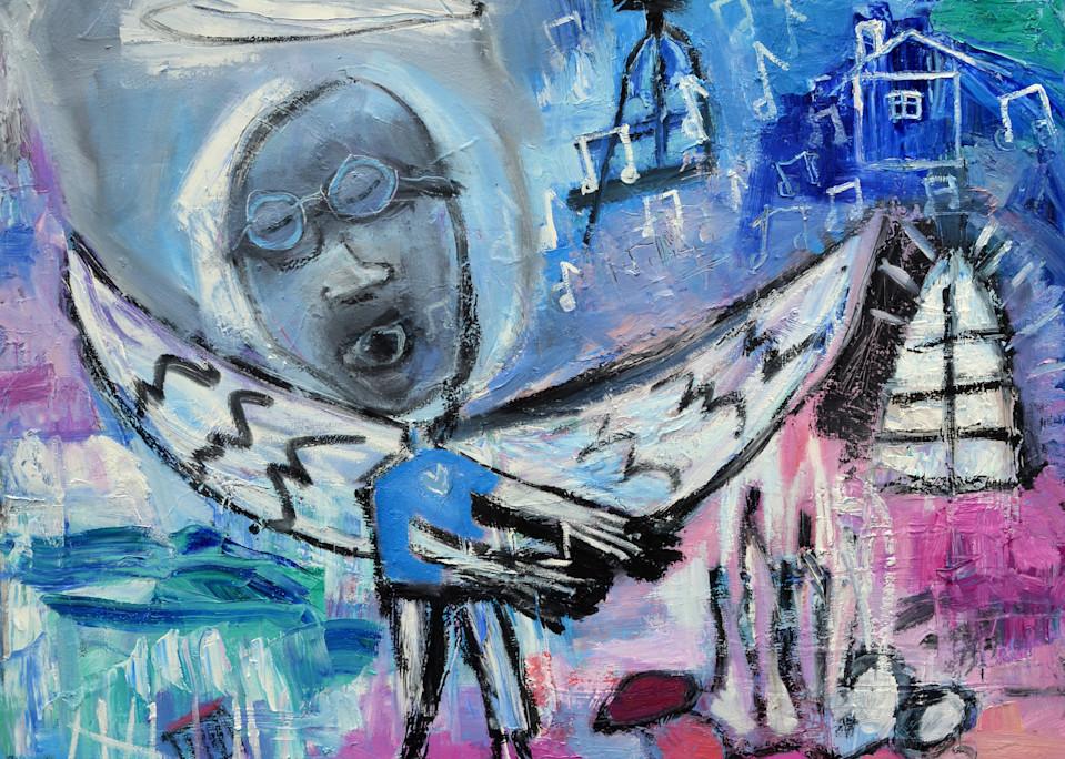 Home Sick  Art | Timmer Gallery | Brian Timmer Art
