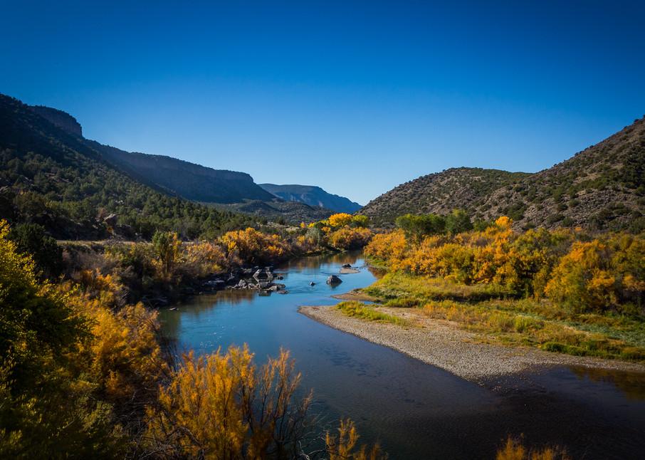 Landscape, New Mexico, Photography, Rio Grande, Southwest, Fall, Autumn