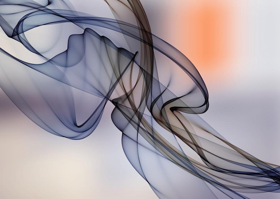 Orl 10309 The Invisible World Movement 22 Art | Irena Orlov Art