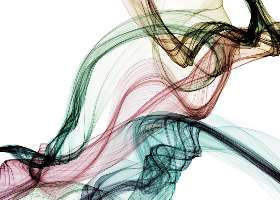 Orl 10316 The Invisible World Movement 28 Art | Irena Orlov Art