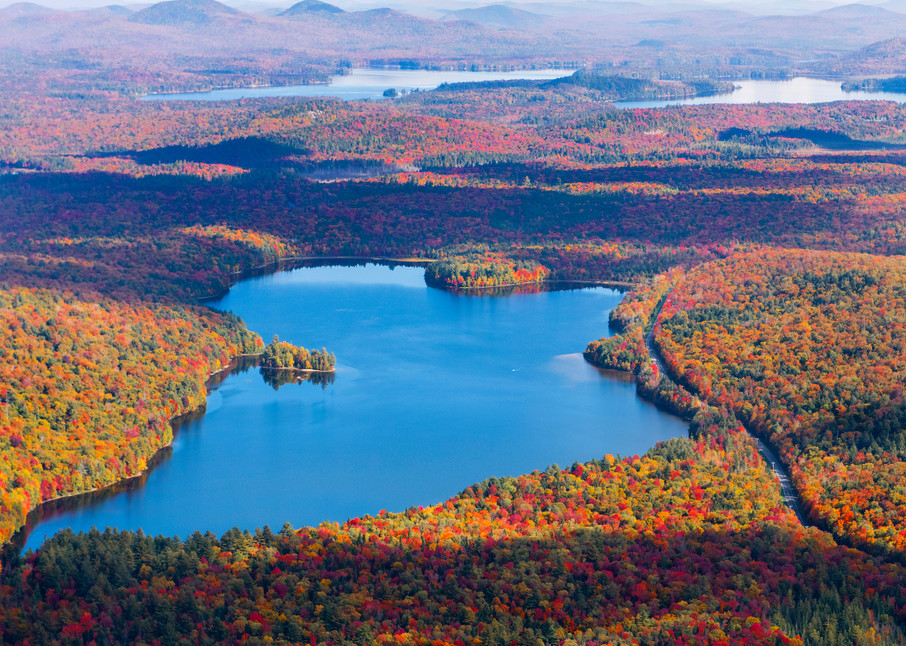 8th Lake Aerial photography