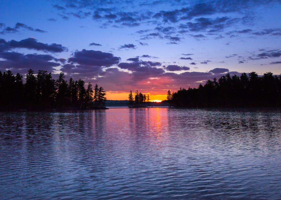 1st Lake Sunrise