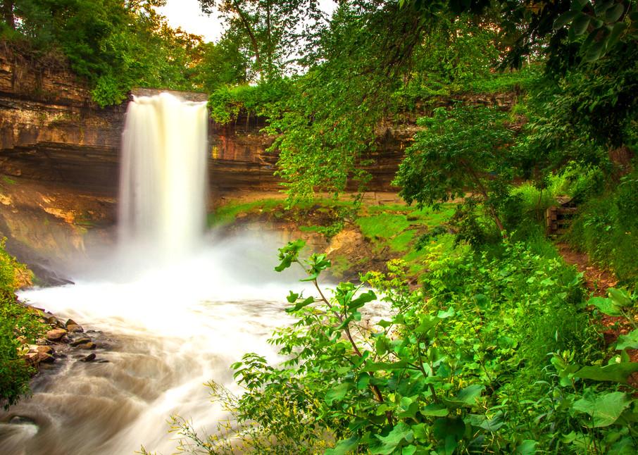 Pictures of Waterfalls 2 - Waterfall Art | William Drew
