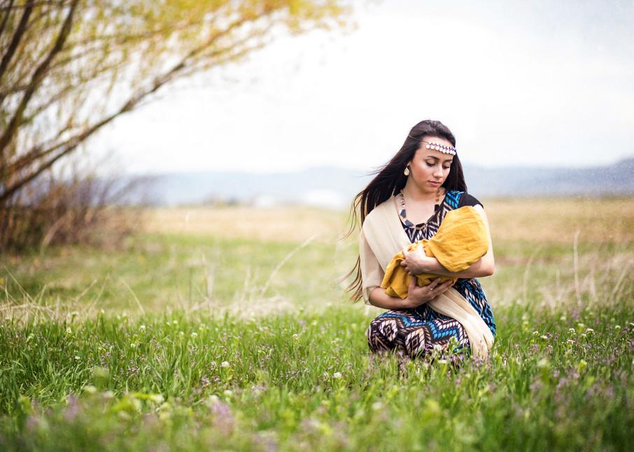 Bithia, Pharoah's Daughter Art | Mandy Jane Williams Art