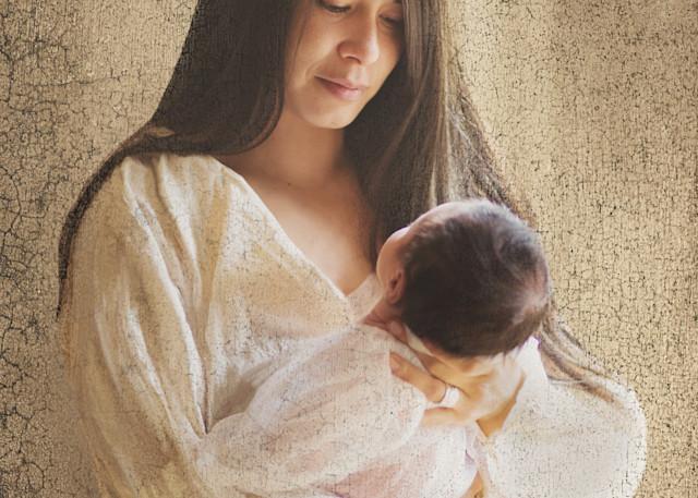 Mother & Child Art | Mandy Jane Williams Art