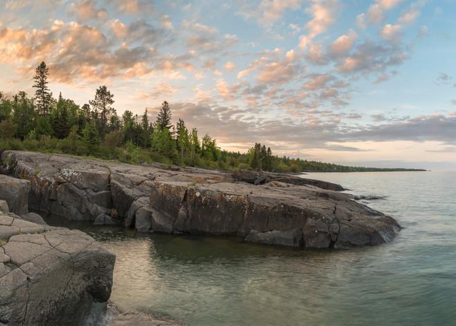 Stoney Point II captured along Lake Superior