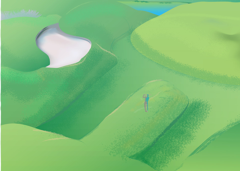 Golf is Chai
