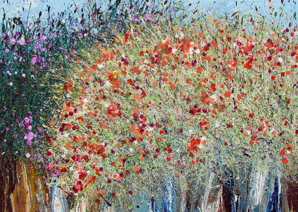 Desert Wildflowers #28 l Fine Art Prints l En Chuen Soo