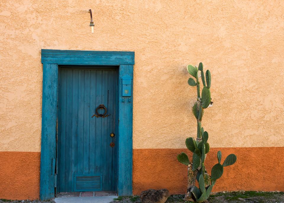 Door & Cactus
