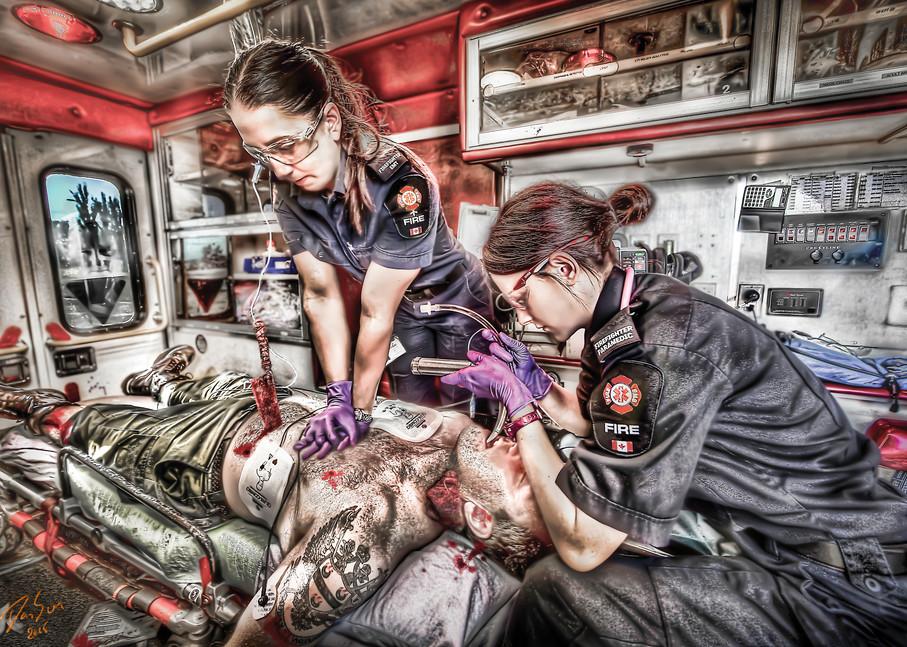 Female Ems Art | DanSun Photo Art