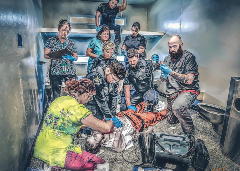 Inmate Od 2 Art   DanSun Photo Art