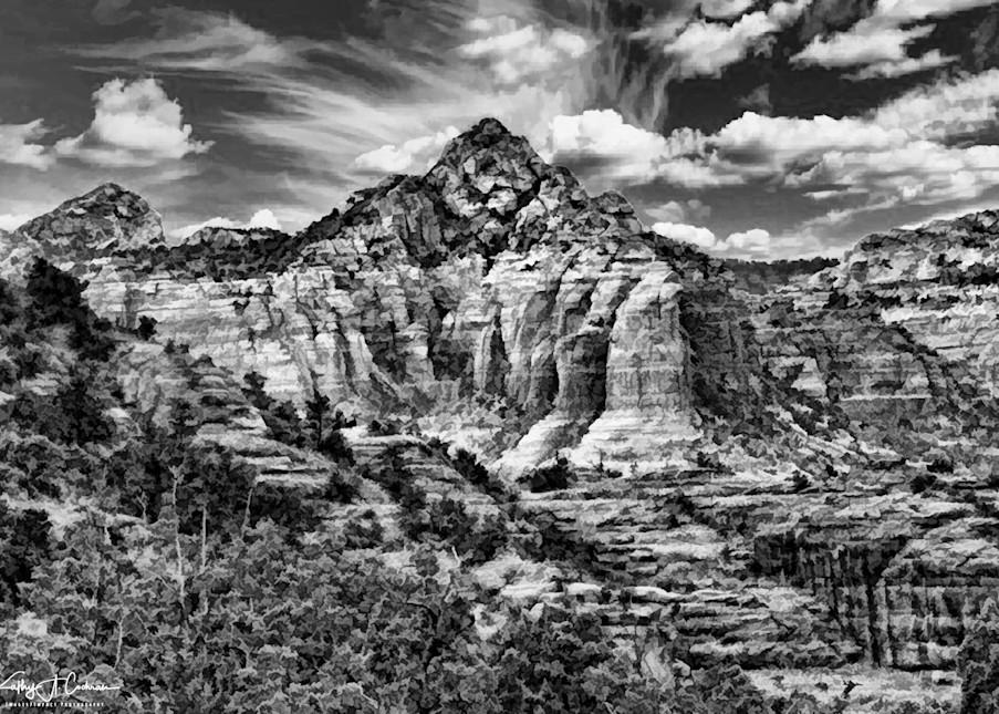 Sedona Sans Red Photography Art | Images2Impact