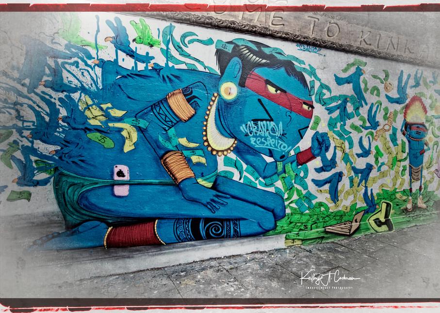 Shoreditch Graffiti 4 Photography Art | Images2Impact