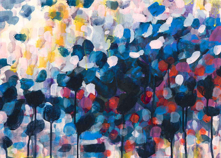New Spring 1 Art | Caroline Wright Art