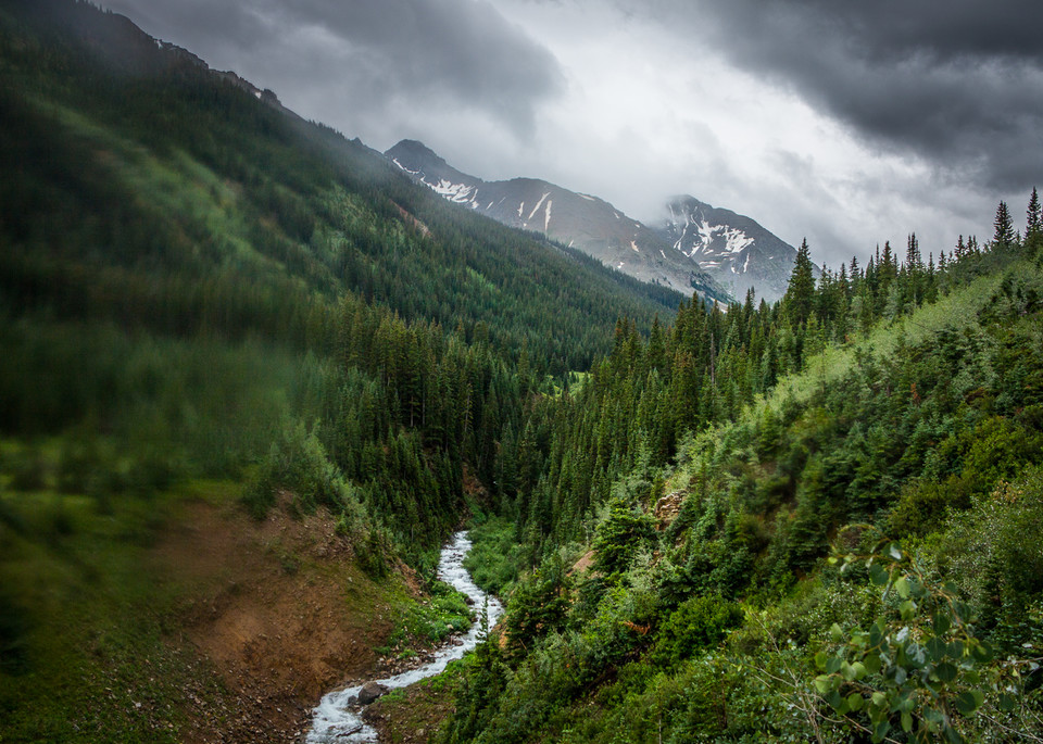 Colorado, Landscape, Photography, Conundrum Trail, Rocky Mountains, Conundrum Creek