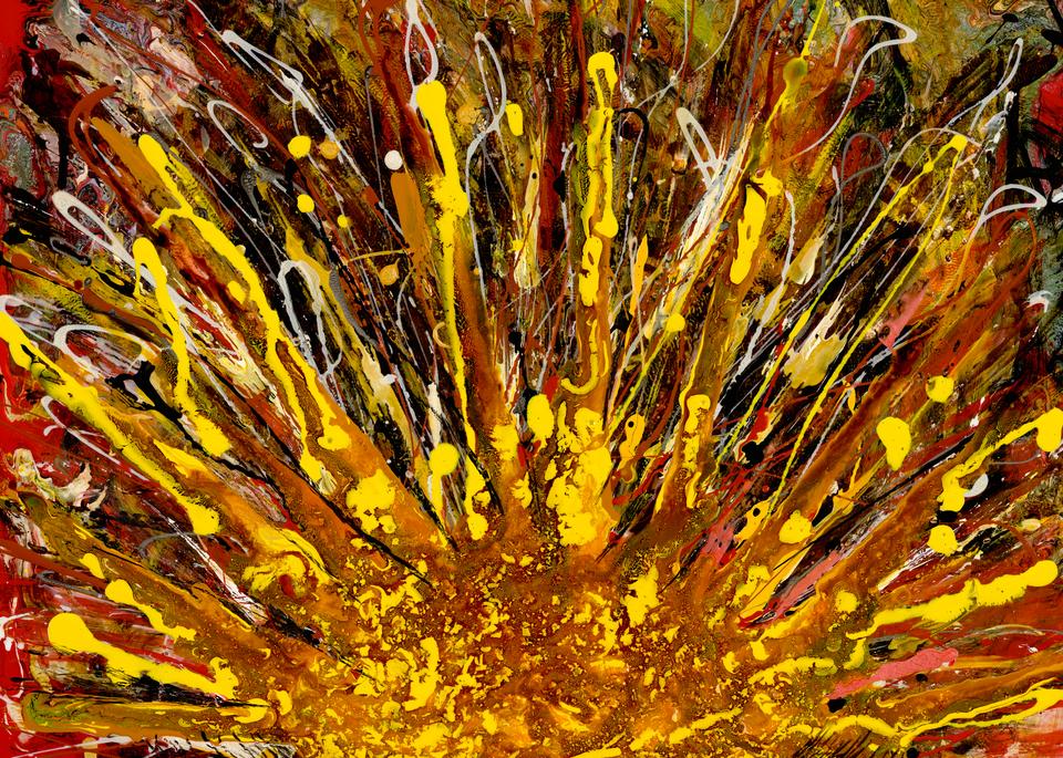 Genesis   Creating Earth Art | michelle silverman art