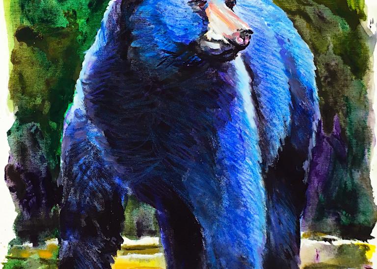 Bear 2 Art | Charles Wallis