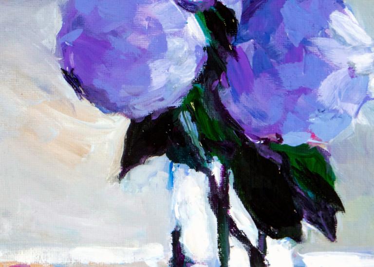 Hydranga Art   Charles Wallis