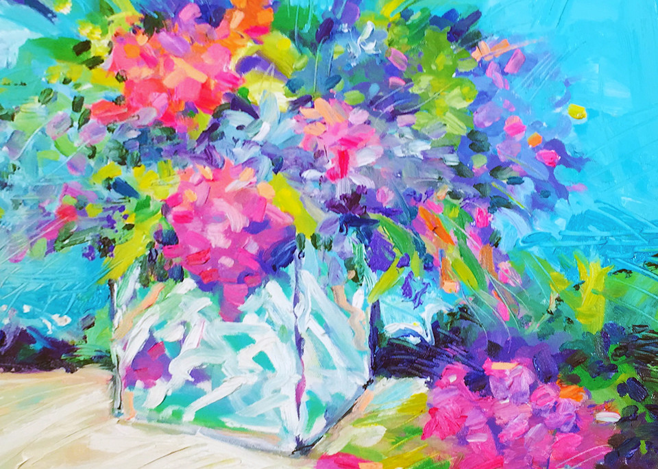 La Musa De Color  Art   Charles Wallis