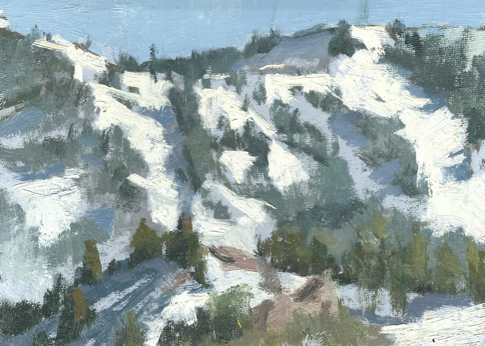 Closing Day, June Lakes Ski Resort | Buy Art Prints