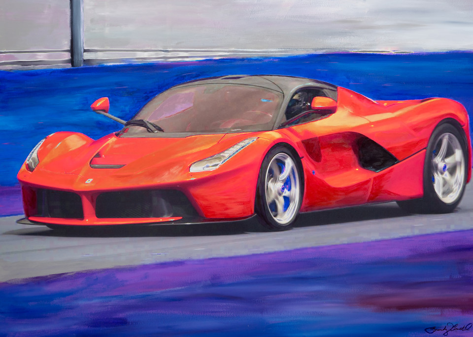 La Ferrari by Brandy Amstel xl
