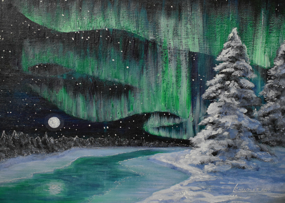 Northern Night Art | ArtPartner