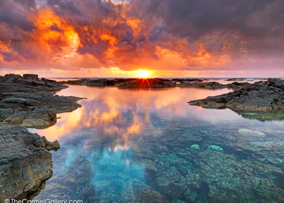 Big Island Sunrise